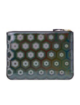 Rainbow Wallet - Black / Multi