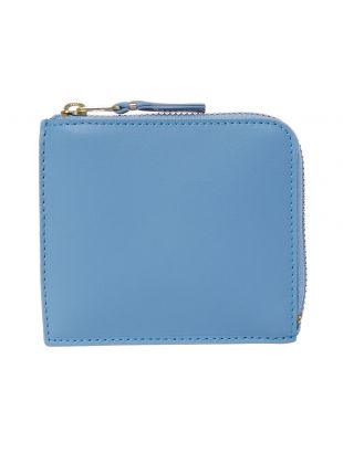 Comme des Garcons Ruby Eyes Wallet   SA3100RE Blue
