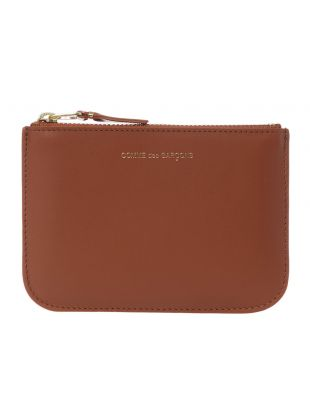 Comme des Garcons Ruby Eyes Wallet   SA8100RE Brown