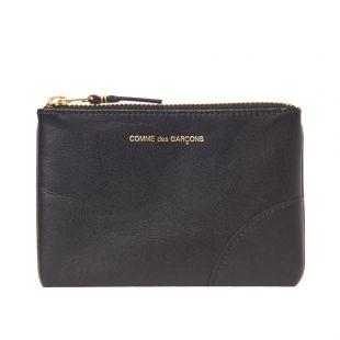 Comme des Garcons Wallet Classic | SA8100 BLACK
