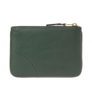 Wallet Classic – Bottle Green