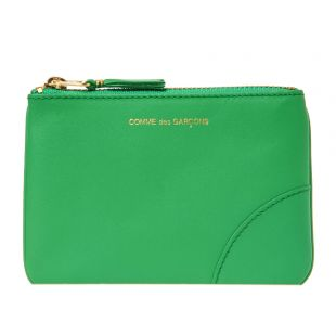 Comme des Garcons Wallet Classic | SA8100 GREEN