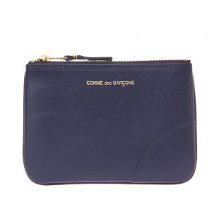 Comme des Garcons Wallet Classic | SA8100 NAVY