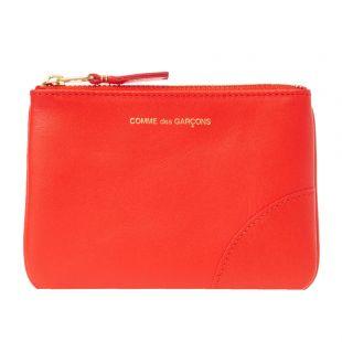Comme des Garcons Wallet Classic | SA8100 ORANGE