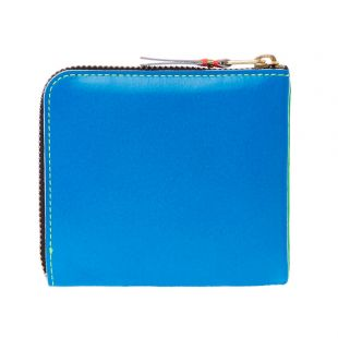Wallet - Blue / Green
