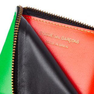 Wallet - Blue / Green