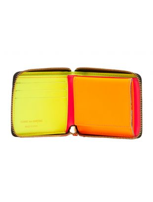 Super Fluo Coin Wallet - Pink