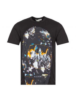 Futura Print T-Shirt - Black