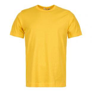 Comme des Garcons SHIRT BOYS T Shirt S27908 5 Yellow