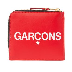 Wallet – Red