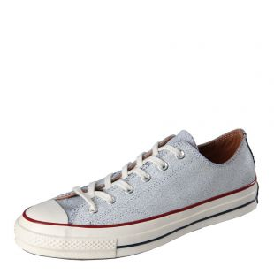 Chuck Taylor 1970s Ox Premium Leather Trainers - White