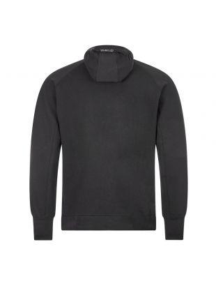 Hooded Sweatshirt - Black
