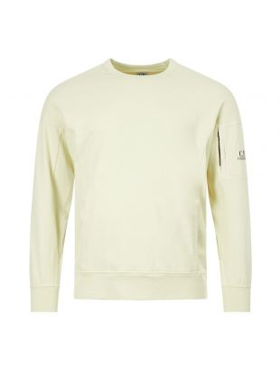 CP Company Jumper | MSS006A 002246G 303 Oyster Grey | Aphrodite