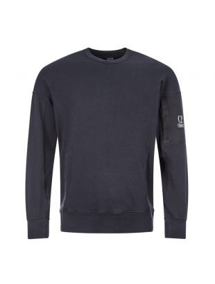 CP Company Jumper | MSS006A 002246G 888 Navy | Aphrodite