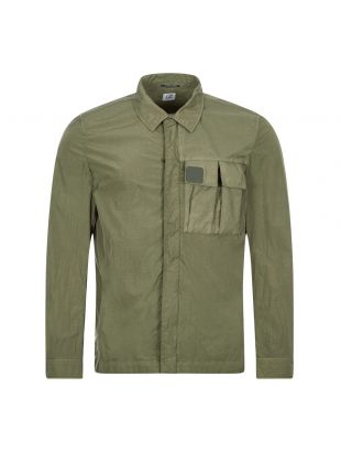 CP Company Overshirt | Laurel Wreat