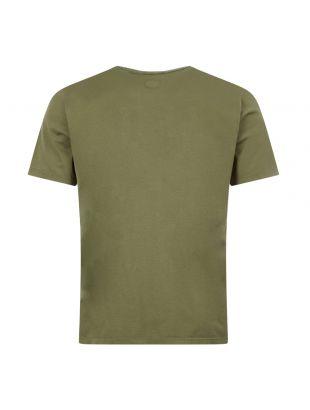 T-Shirt Logo Print - Olive