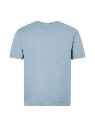 Pocket T-Shirt - Blue