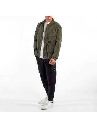 Overshirt Urban Protection - Ivy Green