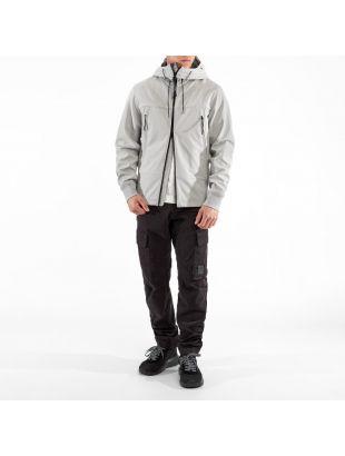 Zipped Jacket - Quiet Grey