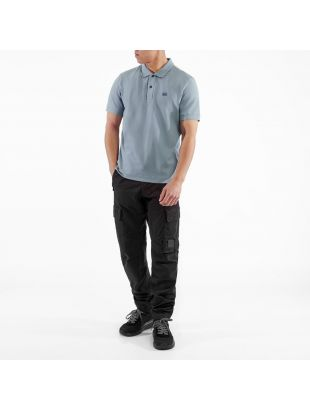 Polo Tipped - Blue