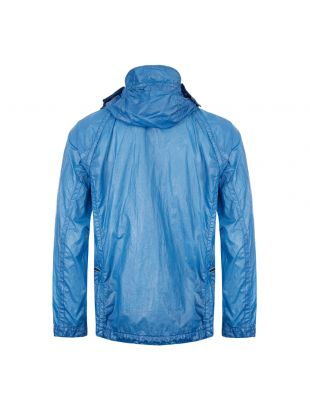 Hooded Jacket – Blue