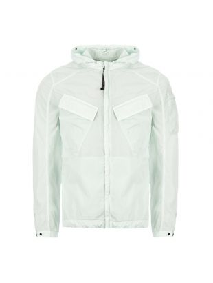 cp company overshirt MOS026A 00518G 604 green