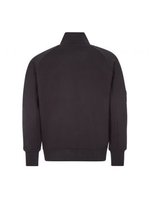 Half Zip Sweatshirt - Black