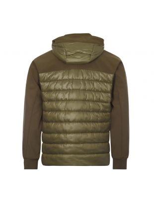Padded Jacket - Olive