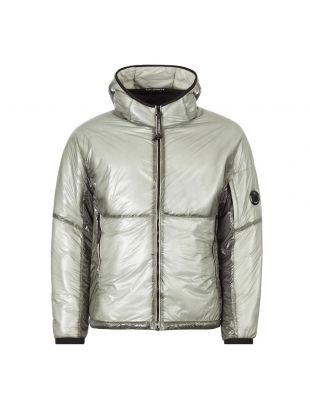 CP Company Hooded Jacket   MOW 069A 005791Q 900 Quiet Grey