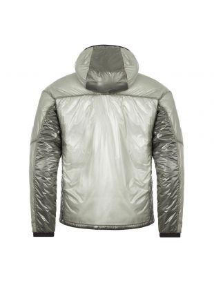 Hooded Jacket - Quiet Grey