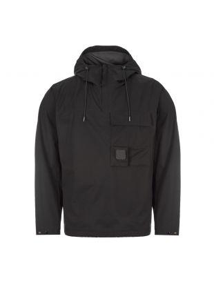 P Company hooded overshirt urban protection Pro-Tek MOS059A 004117A 999 Black
