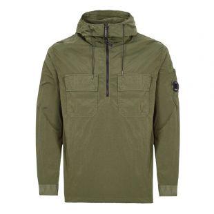 cp company overshirt MSH310A 005665G 660 khaki green