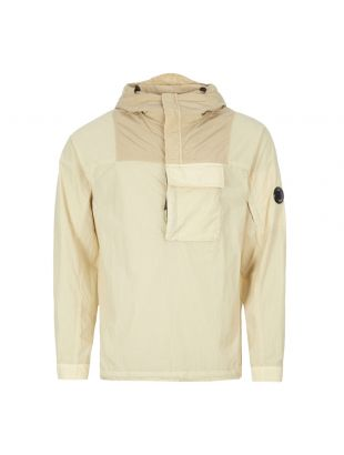 cp company overshirt hooded taylon l MOS062A 005783G 303 oyster