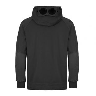 Goggle Hoodie - Black