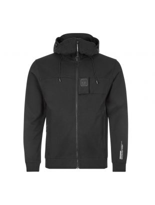 cp company hoodie urban protection MSS179A 00586W 999 black