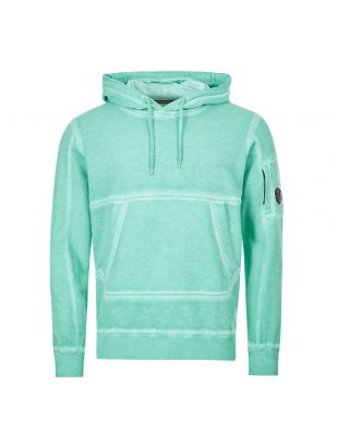 CP Company Hoodie | MSS184A 005398S 634 Green