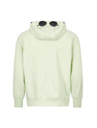 Goggle Hoodie Zip - Green