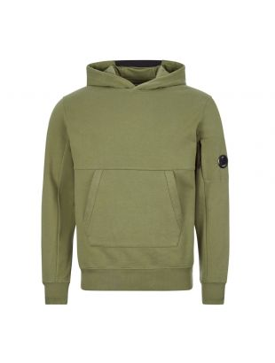 cp company hoodie MSS032A 005160W 660 khaki green