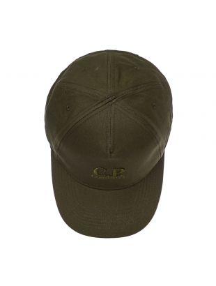 Cap Logo - Ivy Green