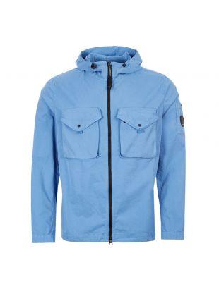 CP Company Overshirt | MOS121A 005425G 818 Blue