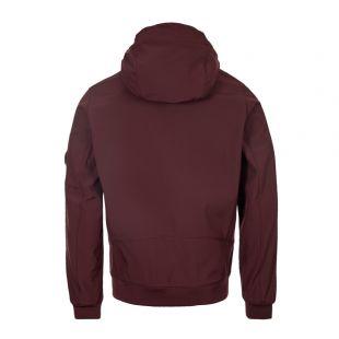 Jacket Soft Shell - Wine