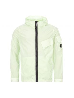 cp company overshirt chrome hooded MOS045A 005148G 604 green