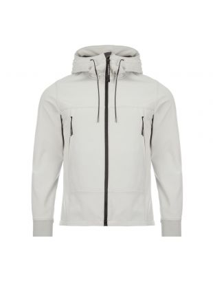 CP Company Zipped Jacket | MOW 041A 005784A 900 Quiet Grey | Aphrodite