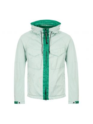 CP Company Goggle Jacket | MOW095A 005670G 604 Green