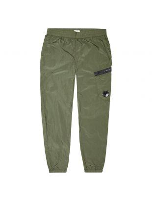 CP Company Chrome Track Pants | Green MPA230A005148G660 | Aphrodite