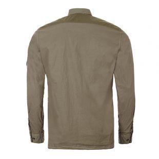 Overshirt - Dusty Olive