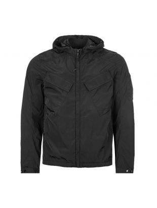 cp company goggle overshirt MOS026A 005148G 999 black