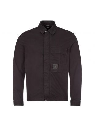 cp company overshirt urban protection MSH129A 002824G 999 black