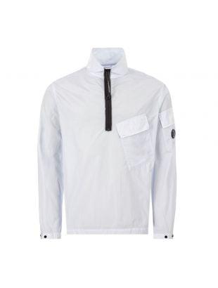 Overshirt Half Zip- Blue