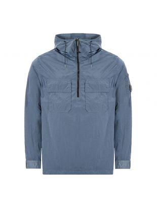 cp company overshirt MSH310A 005665G 818 blue